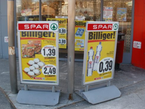 Sehr Gut! Offers on at Spar